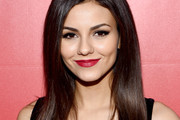 Victoria Justice Long Straight Cut