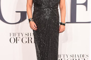 E. L. James Beaded Dress