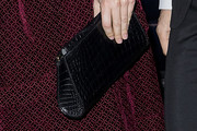 Princess Beatrice Leather Clutch