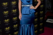 Alex Gerrard Strapless Dress