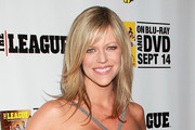 Kaitlin Olson Medium Straight Cut with Bangs