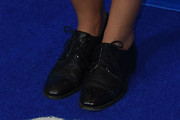 Odette Annable Flat Oxfords