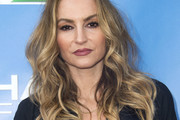Drea de Matteo Long Wavy Cut