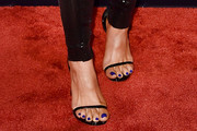 Bebe Rexha Evening Sandals