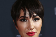 Jackie Cruz Short Cut With Bangs