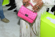 Naomi Campbell Quilted Purse
