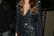 Nadine Coyle Mini Dress