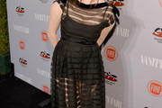 Sasha Spielberg Little Black Dress
