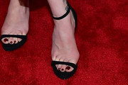 Christina Applegate Platform Sandals