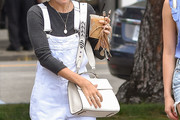 Lucy Hale Cross Body Tote