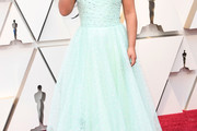 Yalitza Aparicio One Shoulder Dress