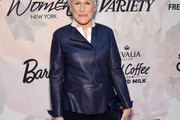 Glenn Close Leather Jacket