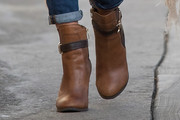 Kaitlyn Bristowe Ankle Boots