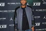 Carmelo Anthony Motorcycle Jacket