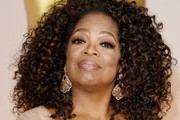 Oprah Winfrey Medium Curls