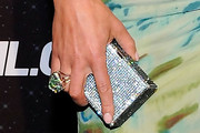 Jennifer Beals Hard Case Clutch