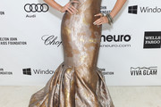 Vanessa Hudgens Mermaid Gown