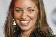 Bianca Kajlich Long Straight Cut