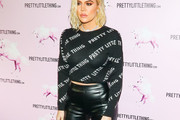 Khloe Kardashian Crop Top