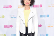 Ilana Glazer Leather Jacket