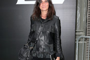 Emmanuelle Alt Leather Jacket