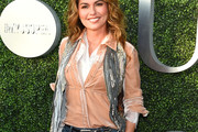 Shania Twain Button Down Shirt