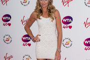 Daniela Hantuchova Mini Dress