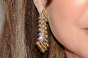 Donna Murphy Dangling Crystal Earrings