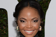 Terry Pheto Pinned Up Ringlets