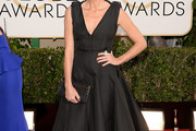 Minnie Driver Little Black Dress