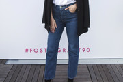 Sophia Bush High-Waisted Jeans