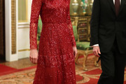 Kate Middleton Sequin Dress