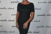 Vanessa Williams Form-Fitting Dress