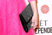 Eleanor Tomlinson Studded Clutch