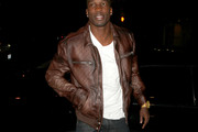 Chad Johnson Leather Jacket