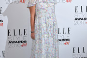 Pixie Geldof Maxi Dress
