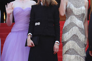 Sofia Coppola Skirt Suit