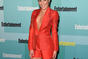 Lea Michele Short Suit