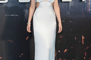 Jennifer Lawrence Cutout Dress