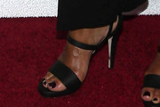 Queen Latifah Strappy Sandals