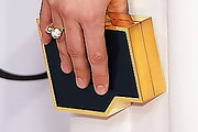 Katharine McPhee Box Clutch
