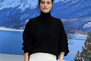 Phoebe Tonkin Turtleneck