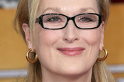 Meryl Streep Half Up Half Down