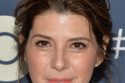 Marisa Tomei Messy Updo