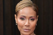 Jada Pinkett Smith Short Side Part