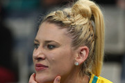 Lauren Jackson Long Braided Hairstyle