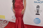 Serayah McNeill Mermaid Gown