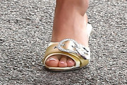 Pixie Geldof Evening Sandals