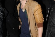 Tom Odell Bomber Jacket