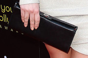 Grace Young Patent Leather Clutch